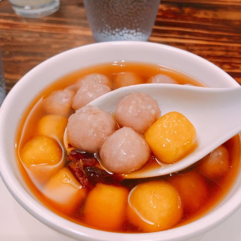 Taiwanese Mini Rice Dumplings