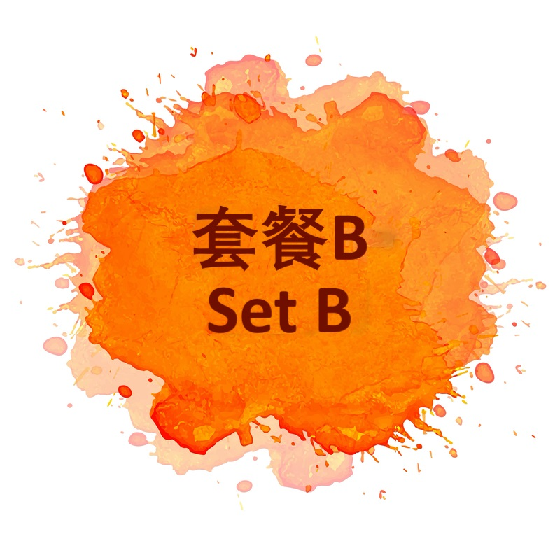 Set B (for 5-6 pax)