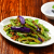 Stir-Fried Runner Beans, Bitter Melon & Eggplants